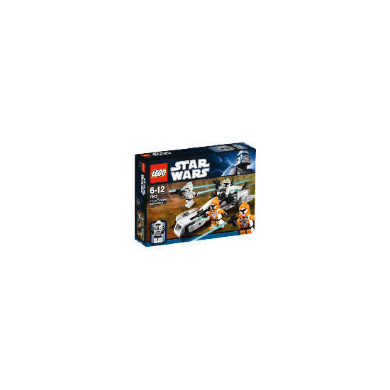 LEGO® Star Wars Clone Trooper Battle Pack