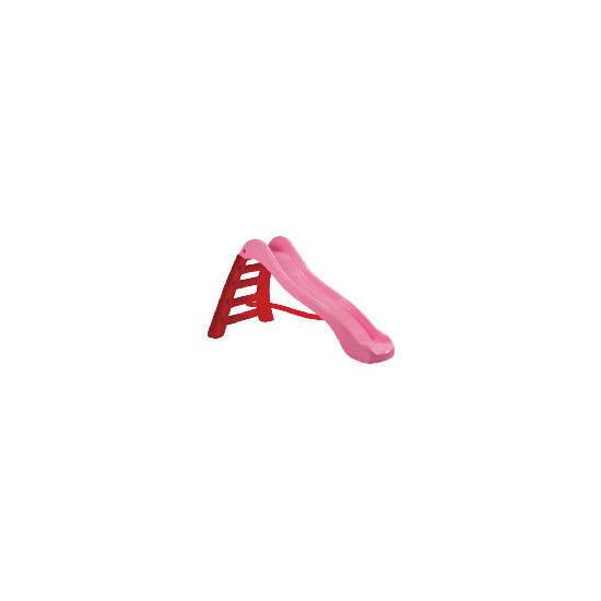 Pink Folding Slide 5 Steps