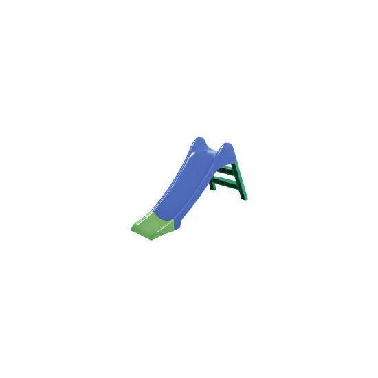Tesco Junior Slide Blue/Green