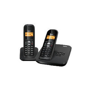 Photo of Gigaset AS200A Twin Telephone - Exclusive To Tesco Landline Phone