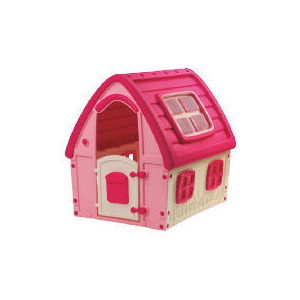 Photo of Tesco Fairies House Pink Toy