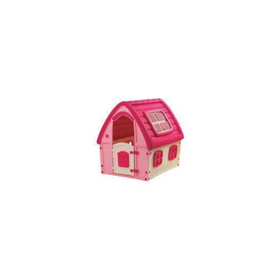 Tesco Fairies House Pink