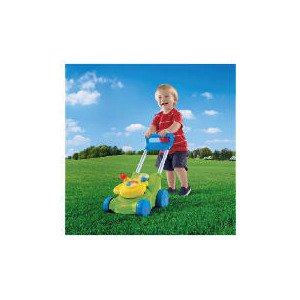 Photo of STEP2 Click & Blow Mower Toy