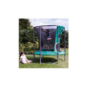 Photo of TP 6FT Activo Trampoline & Enclosure Toy