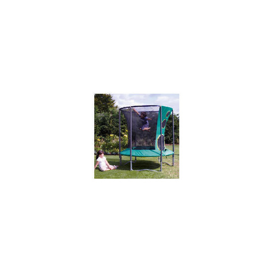 TP 6Ft Activo Trampoline & Enclosure