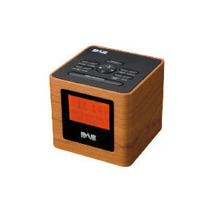 Photo of Tesco Wood Effect DAB Radio