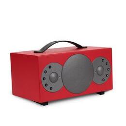 TIBO Sphere 2 Portable Wireless Smart Sound Speaker - Red