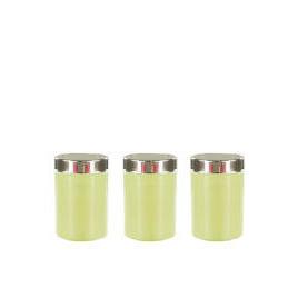 Tesco Brights Colour 3pk Canister Bundle - Lime