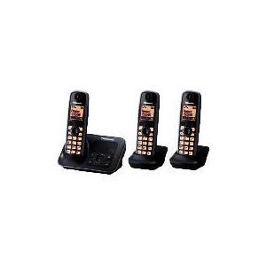 Photo of Panasonic KX-TG6623EB  Landline Phone
