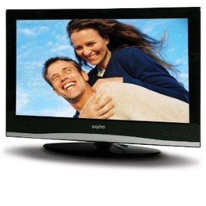 Photo of Sanyo CE26LD08-B Television