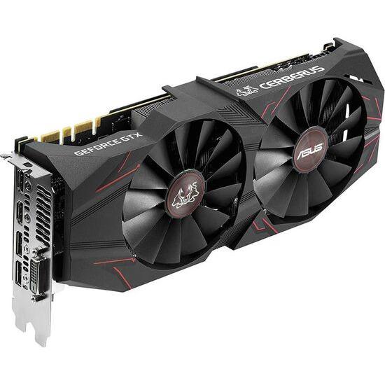 ASUS GeForce GTX 1070 Ti 8 GB Cerberus Graphics Card