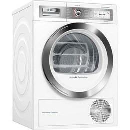 Bosch Serie 8 WTYH6791GB Smart 9 kg Heat Pump Tumble Dryer - White Reviews