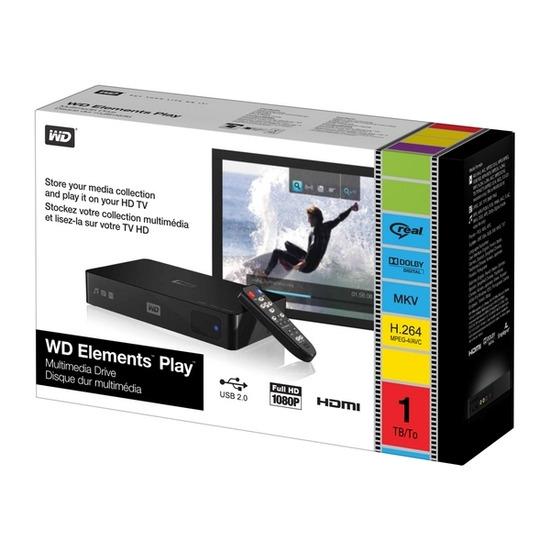 WESTERN DIGITAL Multimedia Hard Drive