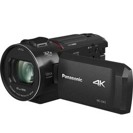 Panasonic HC-VX1EB-K 4K Ultra HD Camcorder - Black Reviews