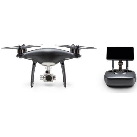 DJI Phantom 4 Pro+ Obsidian Edition Drone with Controller - Black