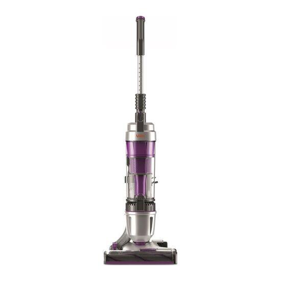 Vax Air Stretch Pet Max U85-AS-Pme Upright Bagless Vacuum Cleaner - Silver & Purple