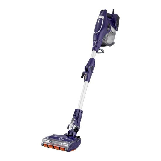 Shark DuoClean HV390UK Upright Bagless Vacuum Cleaner - Purple