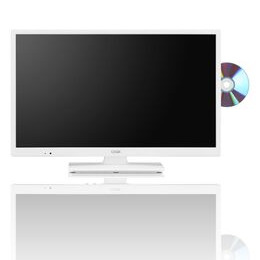 LOGIK L24HEDW18 24 LED TV with Built-in DVD Player - White Reviews
