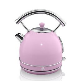 Swan Retro SK34021PN Traditional Kettle - Pink Reviews