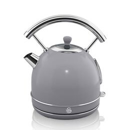 Swan Retro SK34021GRN Traditional Kettle - Grey Reviews