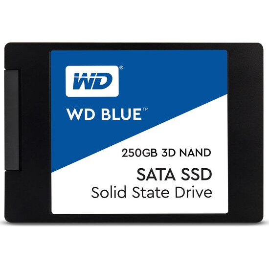 WD Blue 3D NAND SATA 2.5 Internal SSD - 1 TB