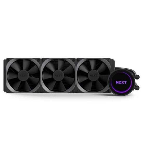 NZXT Kraken X72 RGB CPU Cooling System - 3 x 120 mm