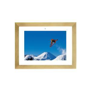 "Photo of IMAGIN 10"" LT WOOD DPF Digital Photo Frame"