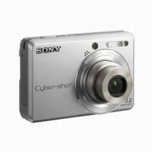 Photo of Sony Cybershot DSC-S730  Digital Camera