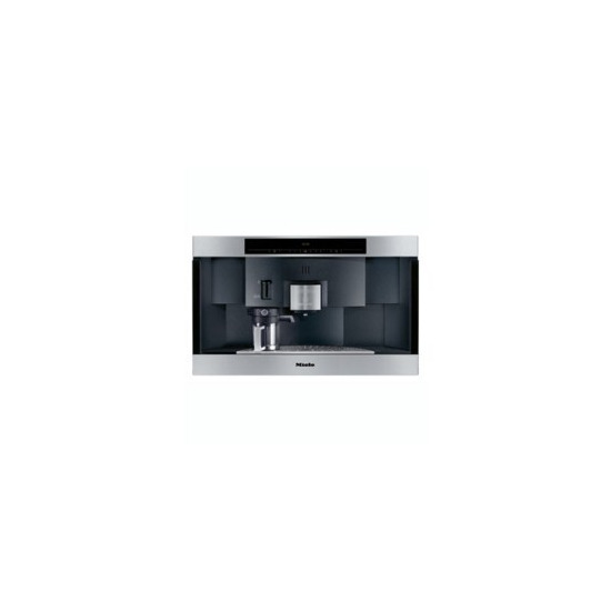 Nespresso Miele CVA3660SS built-in stainless steel coffee machine