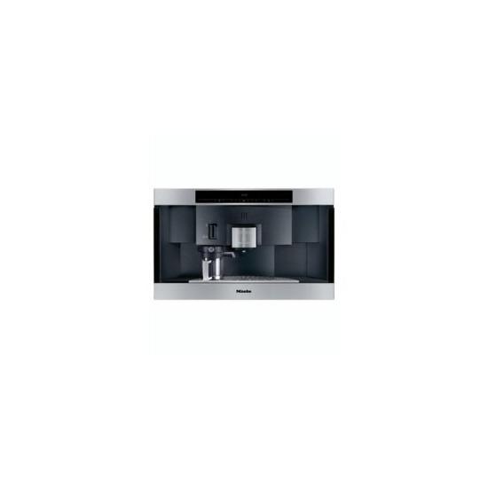 Nespresso Miele CVA3660SS built-in stainless steel coffee machine