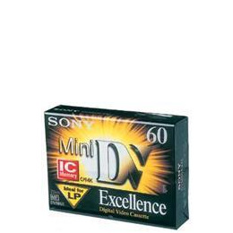 DVM-60EXM MiniDV Cassette (With Ic Chip) Reviews