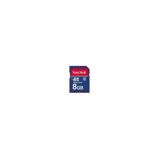 SanDisk 8GB SD Memory Card