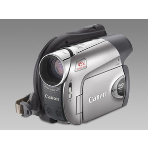 Photo of Canon DC320 Camcorder
