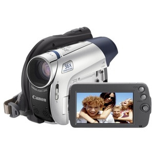 Photo of Canon DC301 Camcorder