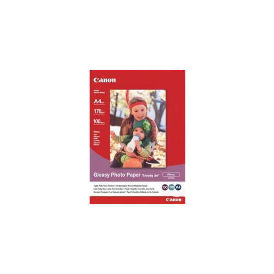 A4 Glossy Photo Paper (100 sheets) GP-501