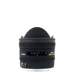 Sigma 10mm f/2.8 EX DC HSM Fisheye Reviews