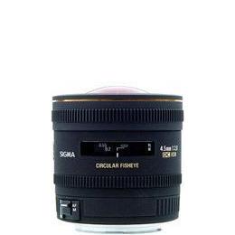 Sigma 4.5mm f2.8 EX DC Circular Fisheye HSM Canon AF Reviews