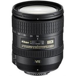 16-85mm f/3.5-5.6G ED VR AF-S DX Nikkor NAFS Reviews