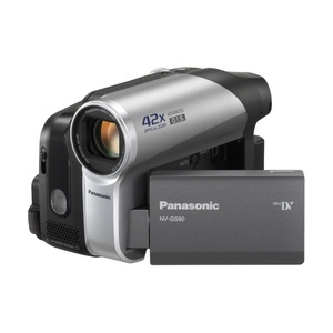 Photo of Panasonic NV-GS90 Camcorder