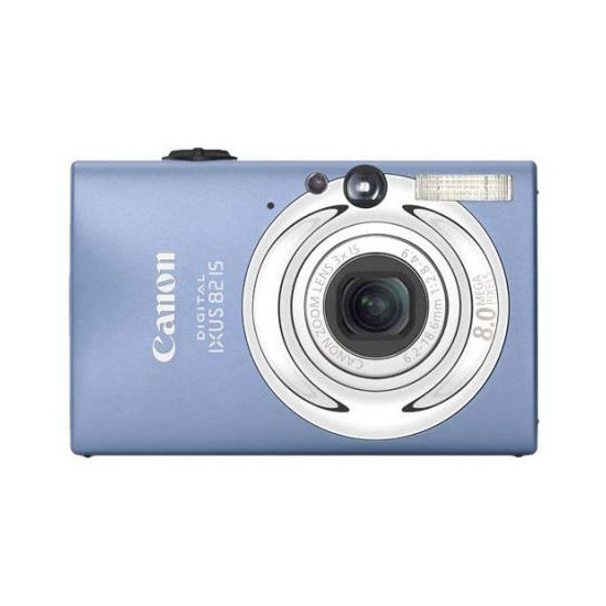Canon Digital IXUS 82IS