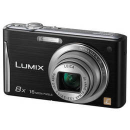Panasonic Lumix DMC-FS35 Reviews