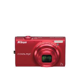 Nikon Coolpix S6100 Reviews