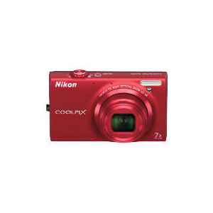 Photo of Nikon Coolpix S6100 Digital Camera
