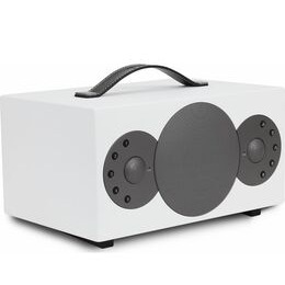 TIBO Sphere 4 Portable Wireless Smart Sound Speaker - White