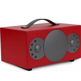 TIBO Sphere 4 Portable Wireless Smart Sound Speaker - Red