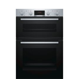 Bosch MBS133BR0B Electric Double Oven Stainless Steel Reviews