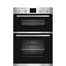 NEFF U1HCC0AN0B Electric Double Oven Stainless Steel Reviews