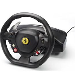THRUSTMASTER Ferarri 458 Italia Racing Wheel for PC Reviews
