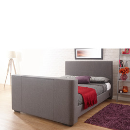 GFW Newark Fabric TV Bed