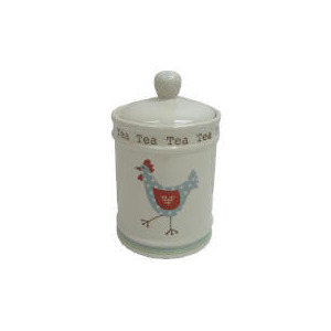 Photo of Tesco Chickens Tea, Coffee and Sugar Canister Bundle Kitchen Accessory